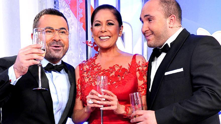 Campanadas 2011: 'Pantojazo' histórico en Tele 5 por encima de Belén Esteban y TVE barre
