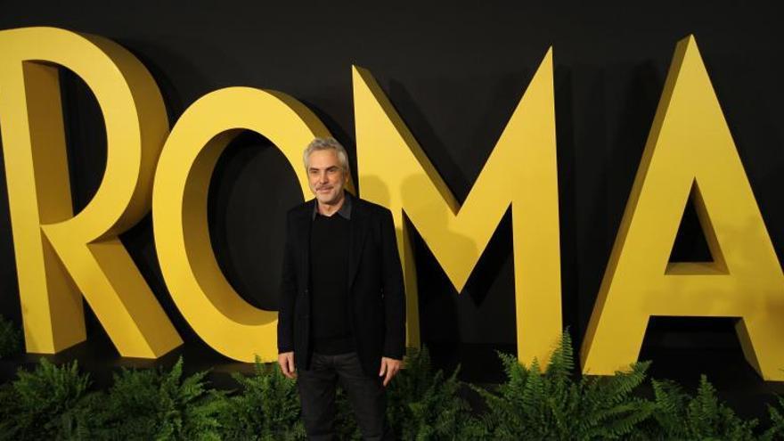 Los recuerdos de infancia de Alfonso Cuarón, a la conquista del Goya