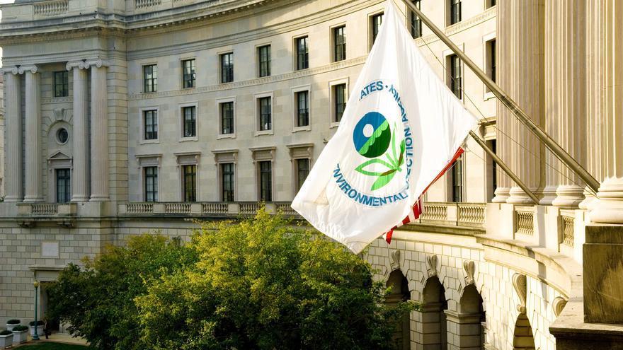 Sede de la Agencia de Protección Ambiental de EEUU, en Washington.