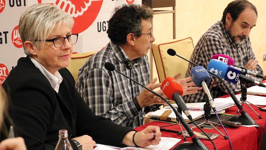 """UGT cifra en """"al menos"""" 600.000 los trabajadores pendientes de renovar su convenio colectivo"""