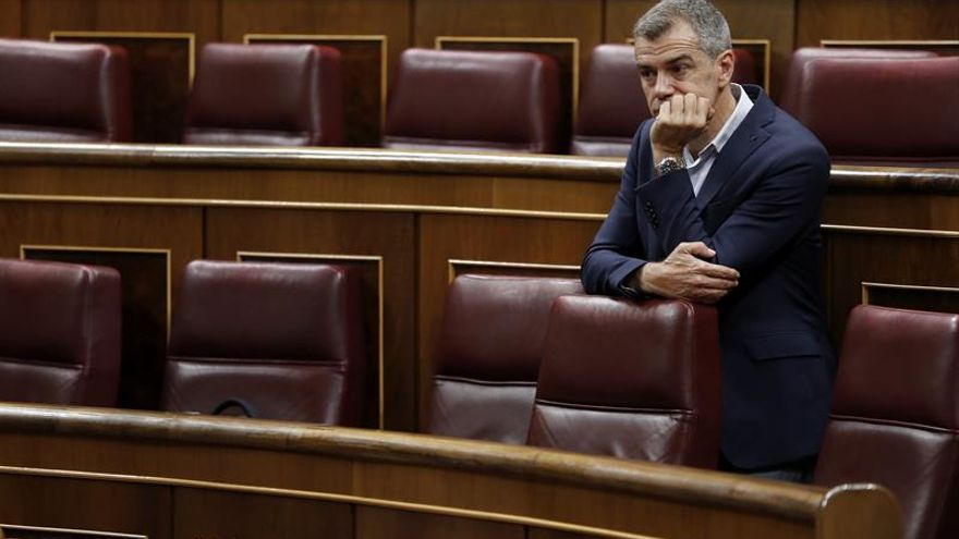 """Diputados de Cs acusan a Sánchez de amenazarles con un """"os vais a enterar"""""""