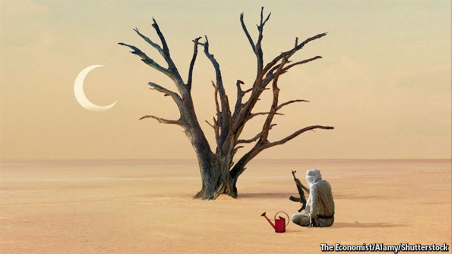 Portada de The Economist, julio de 2013