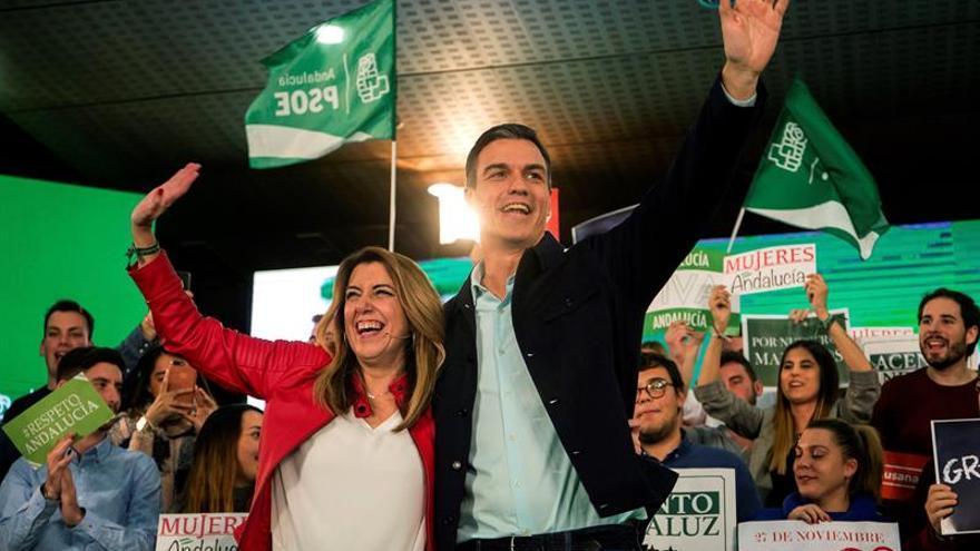 Sánchez analiza hoy la debacle de Díaz con la ejecutiva del PSOE