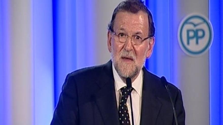 Rajoy comparecerá a partir de las 13.30 en Moncloa para valorar las elecciones catalanas