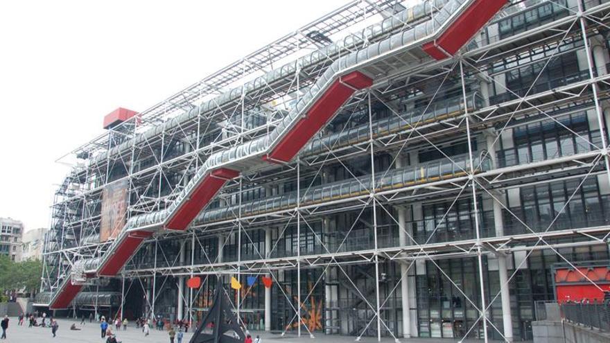 El Centro Pompidou francés abrirá una sede en Shanghái en 2019