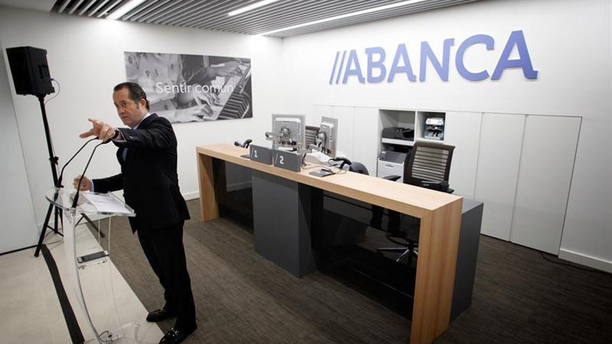 Abanca obtuvo un beneficio neto superior a 330 millones en 2015