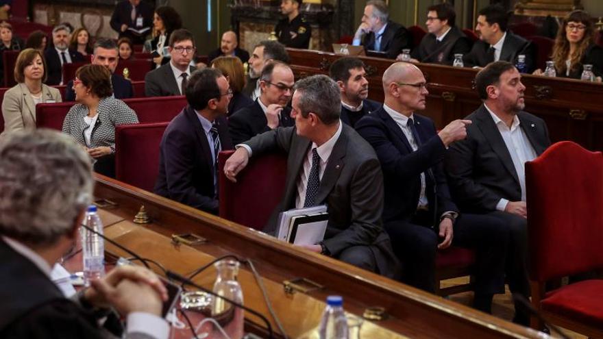 """Intentos de boicotear la retransmisión en internet del juicio del """"procés"""""""