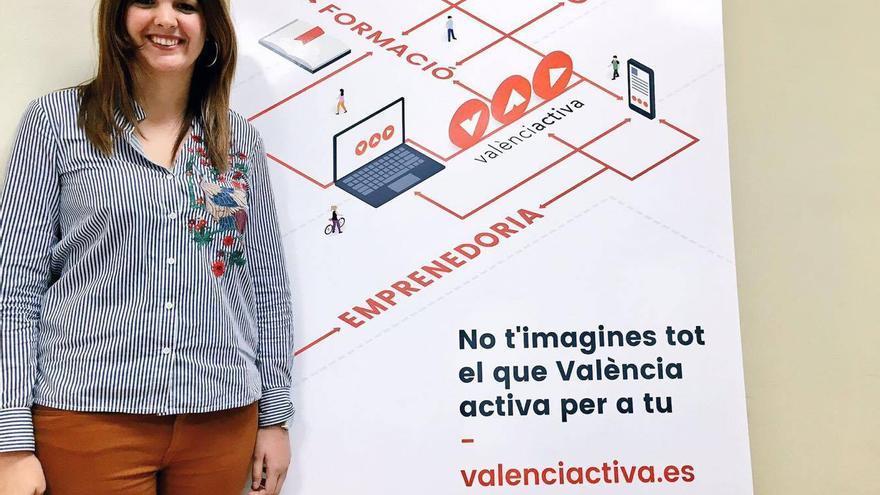 La concejala de Empleo, Sandra Gómez