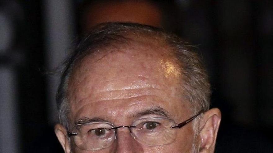 Rato pide al juez que le rebaje la fianza de 3 millones por las tarjetas opacas