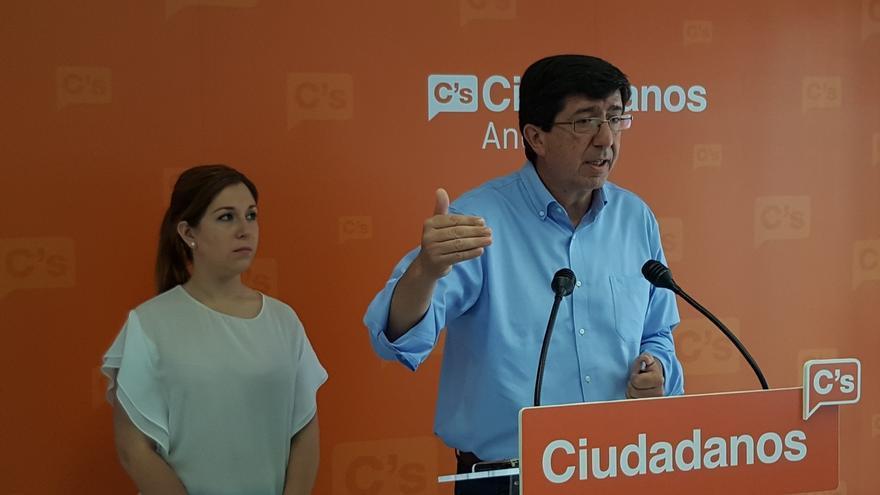 Marín dice que Ciudadanos no apoyará fórmulas aritméticas para constituir un gobierno débil