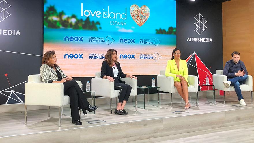 Imagen de la presentación de 'Love Island'