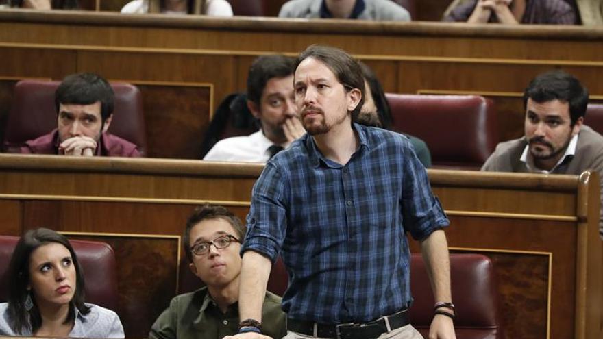 Iglesias denuncia una campaña contra él detrás del caso Espinar
