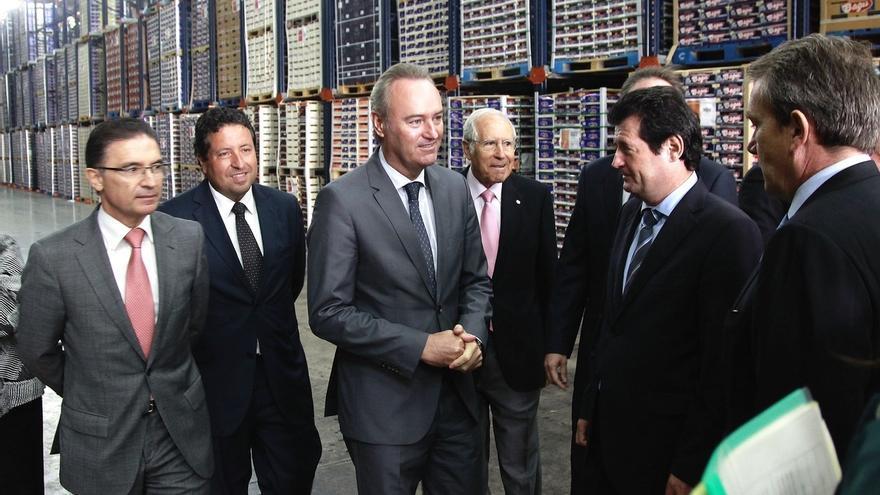 """Fabra dice sentirse respaldado por el PP en Madrid y destaca el """"apoyo y afecto"""" encontrado en la dirección nacional"""