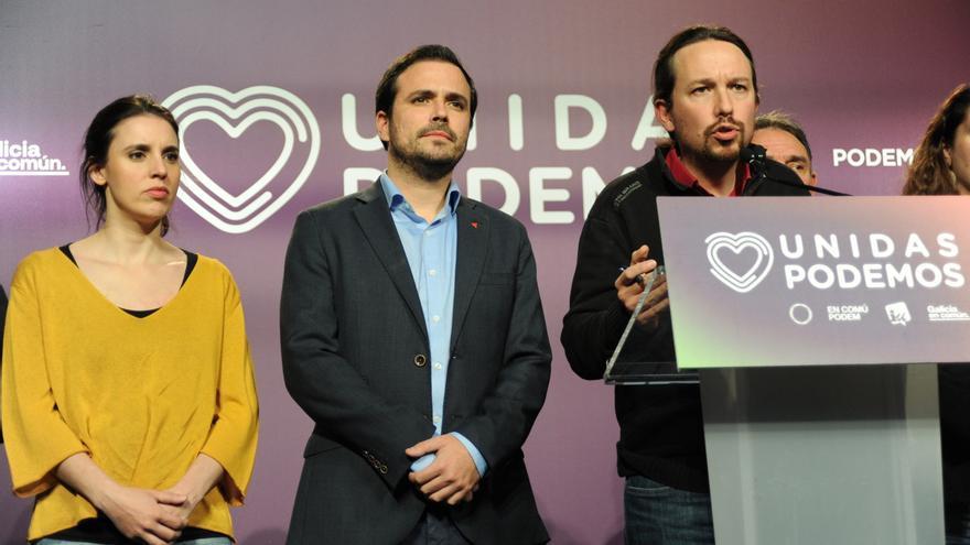 Pablo Iglesias, Irene Montero y Garzón lamentan la muerte del luchador antifranquista Chato Galante
