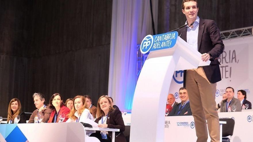 """Casado a Iglesias: Al PP """"ni se la bufa, ni se la pela la vida de la gente"""""""