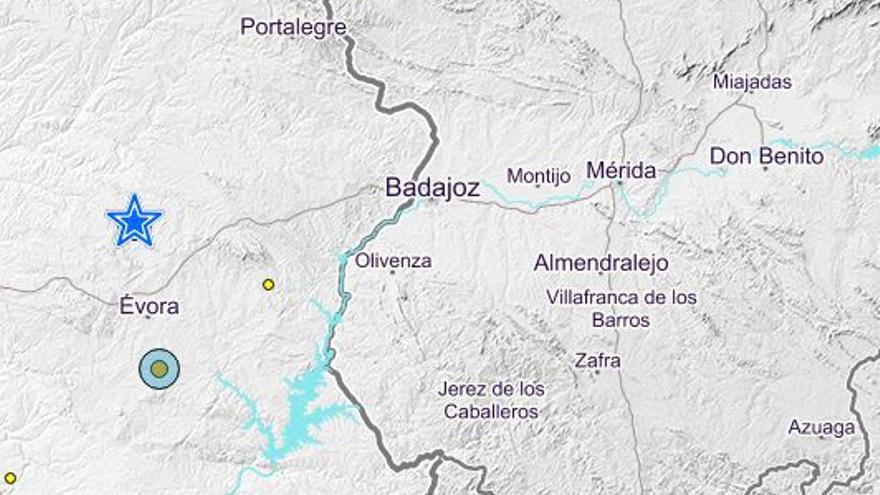 Terremoto Arraiolos
