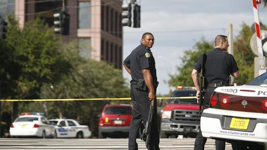 """Tiroteo con """"varias víctimas"""" en una zona universitaria de Orlando (EE.UU.)"""