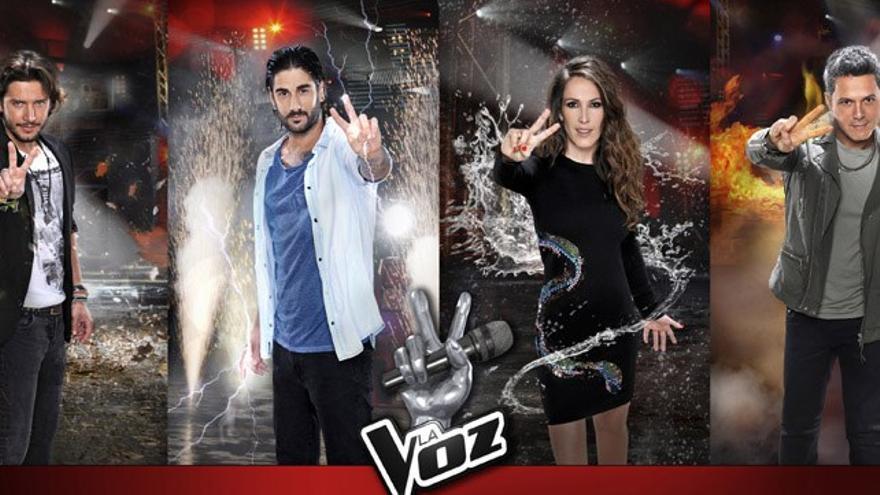 'La Voz' vuelve con estas novedades, el hijo pródigo Melendi y un concursante de 'OT'
