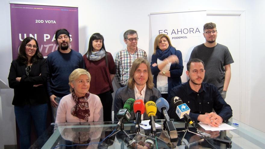 Monedero participa este sábado en un acto de Podemos en Salamanca