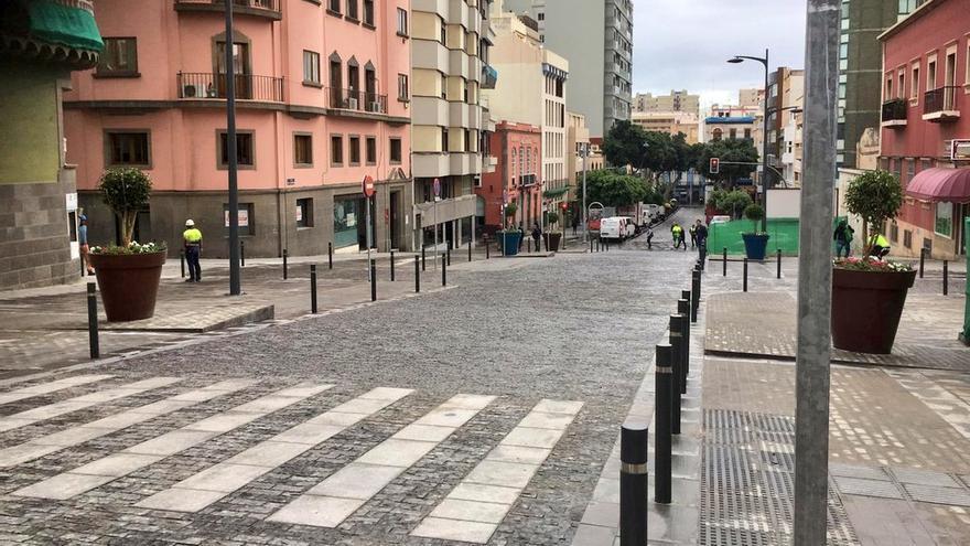 Resultado de imagen de calle san bernardo Gran Canaria