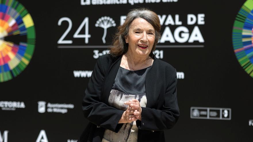 """Petra Martínez: """"Sentía que con el teatro se podía arreglar el mundo"""""""