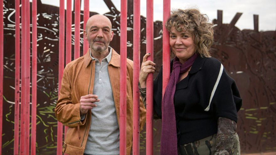 Ponç Puigdevall i Dolors Miquel, guanyadors dels premis Ciutat de Gandia