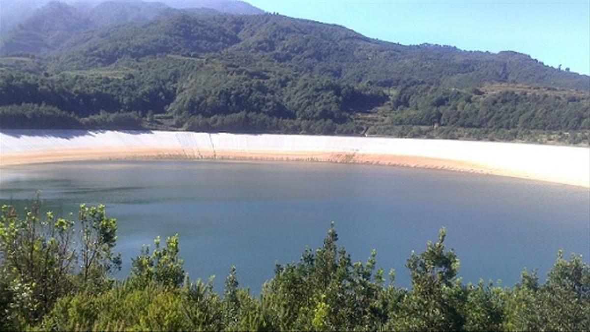 Imagen de archivo de La Laguna de Barloveneto.