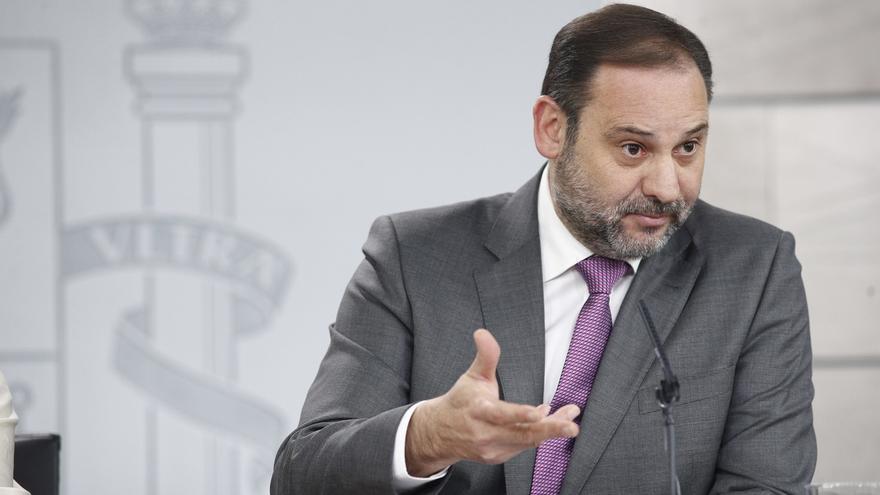 """Ábalos afronta la campaña andaluza con """"entusiasmo"""" y apuesta por la """"estabilidad"""", respetando los mandatos"""