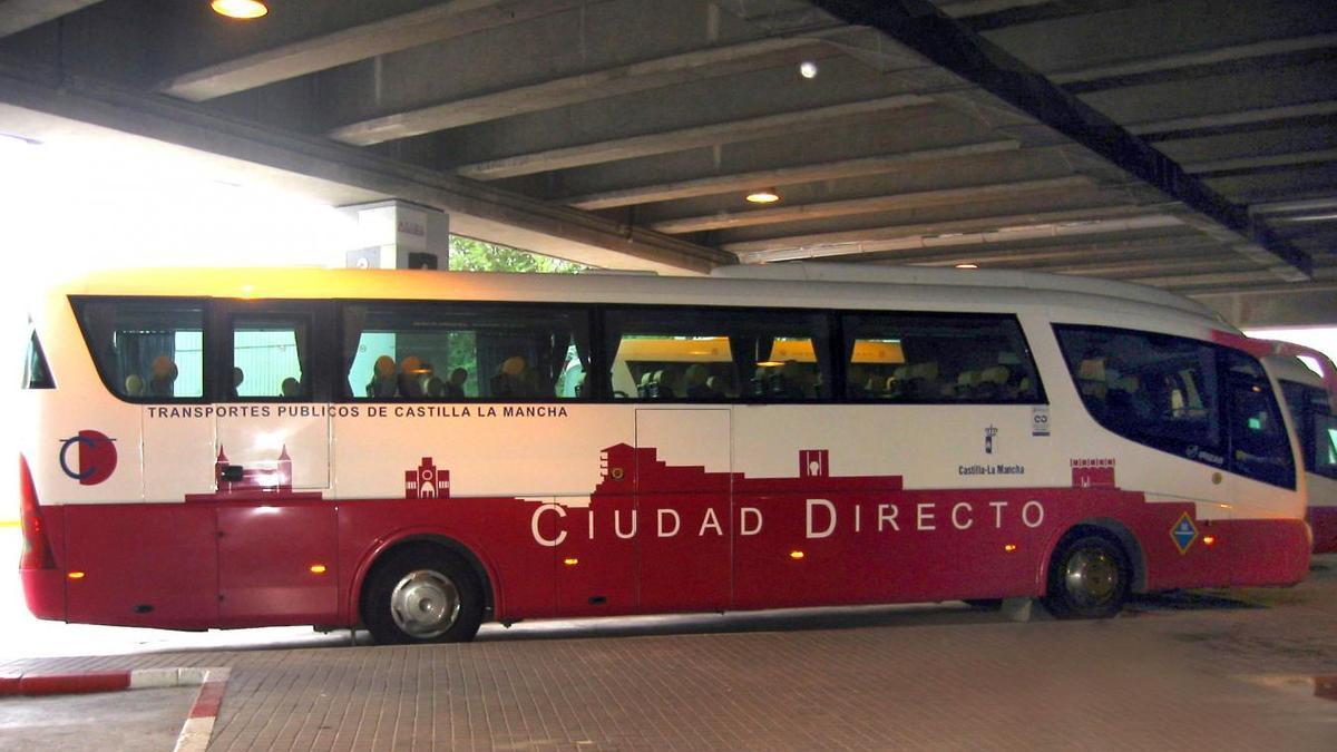 Autobuses de Castilla-La Mancha