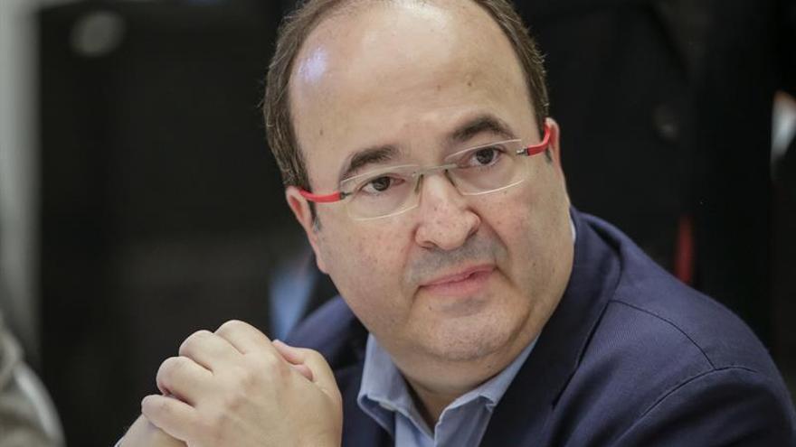 """Iceta ve temerario permitir a Rajoy gobernar con una investidura """"abstenida"""""""