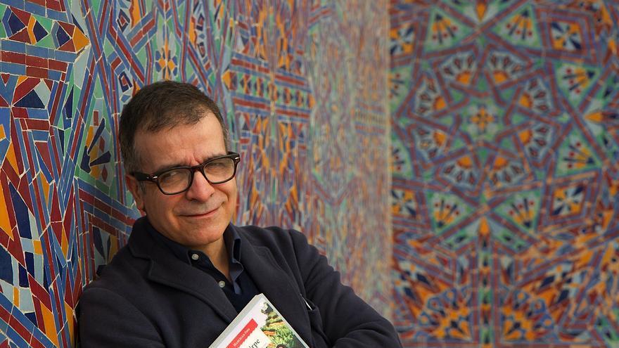 Marcello Fois, en la Fundacion Tres Culturas