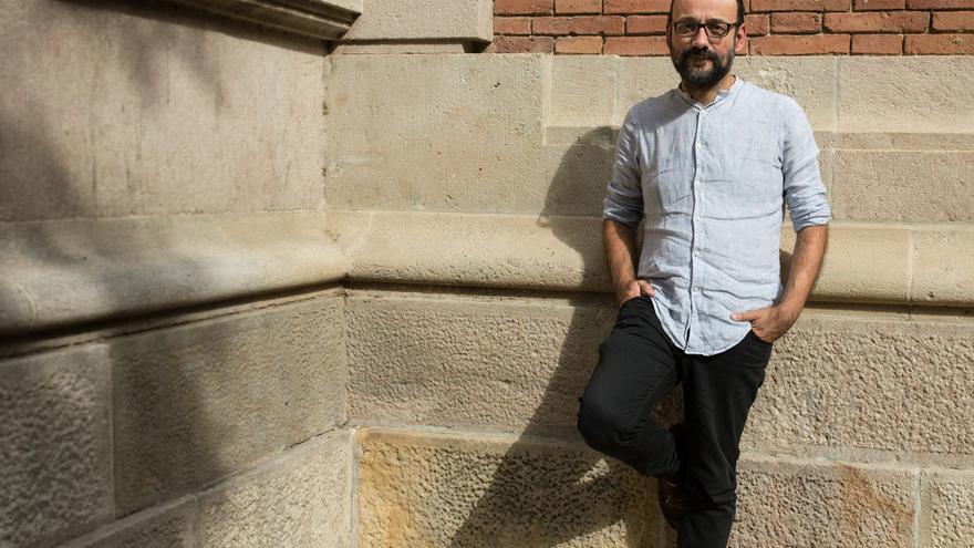 El diputado Benet Salellas es un conocido abogado de los movimientos antirrepresión / SANDRA LÁZARO
