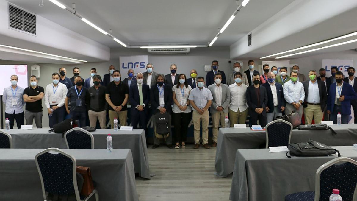 Asamblea General de la LNFS
