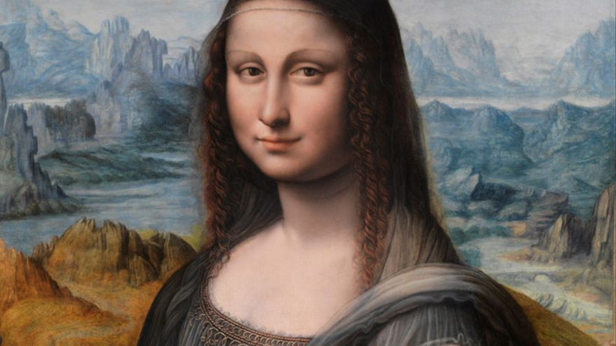 La Gioconda o La Mona Lisa (copia)
