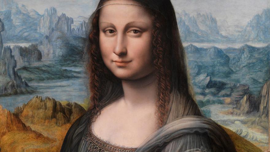 La Gioconda o La Mona Lisa (copia)