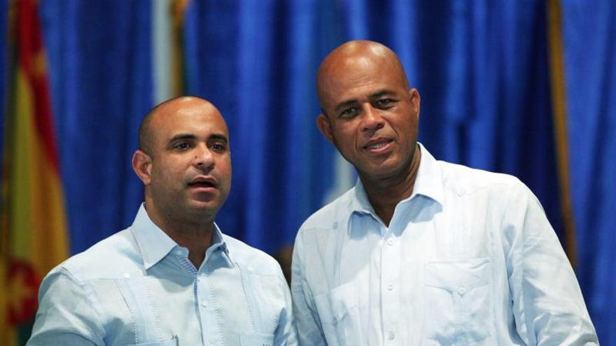 Martelly y el Parlamento coinciden en que el diálogo es lo mejor para Haití