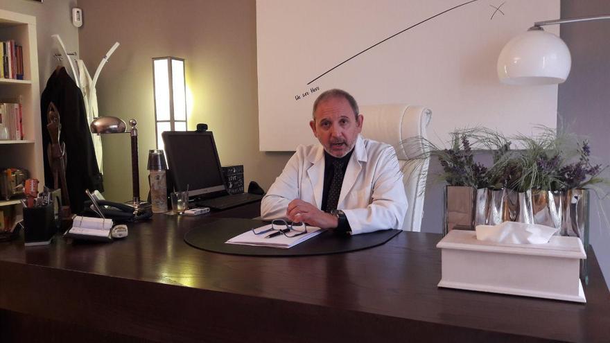 Carlos San Martín Blanco es el responsable del Área de Sexología y Terapia de Pareja del Centro Intrerdiciplinar de Psicología y Salud (CIPSA)