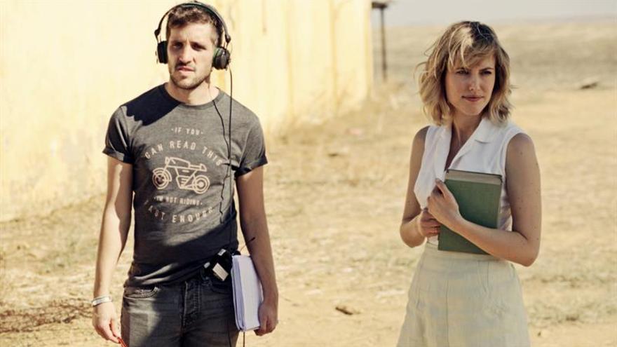 """""""Animales sin collar"""", un 'thriller' romántico con la nueva política de fondo"""