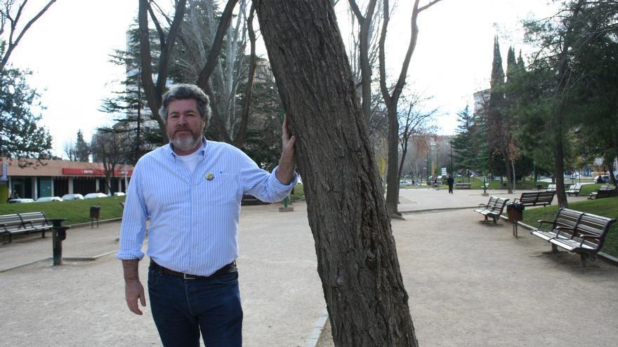Juan López de Uralde, líder del proyecto Equo