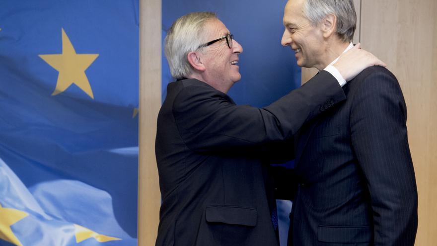 Juncker designó en 2016 al eslovaco Jan Figel, relacionado con el sector ultracristiano europeo, como el primer enviado especial para la promoción de la libertad religiosa o de credo fuera de la UE.