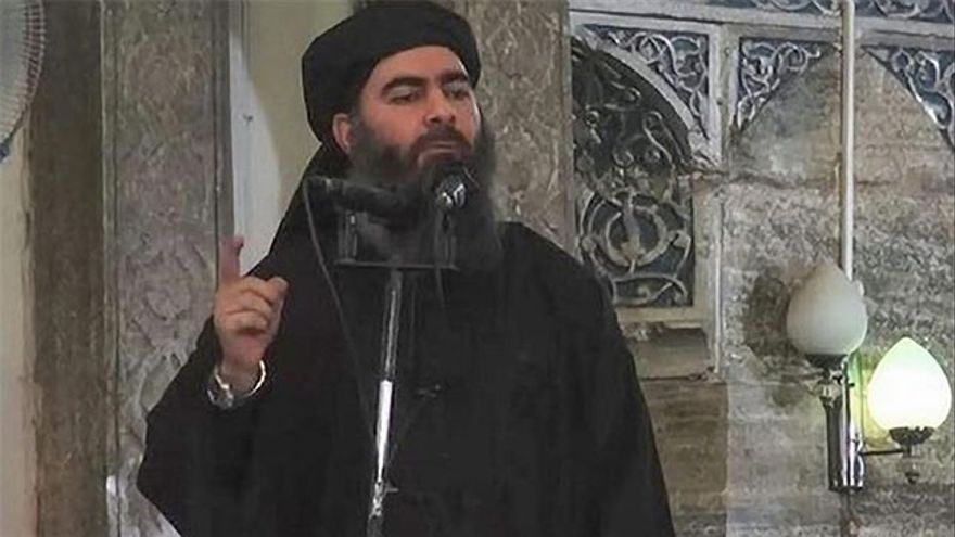 Abu Bakr al Bagdadi, líder del ISIS