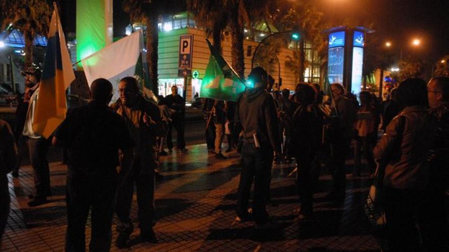 De la manifestación en LPGC #3