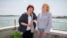 Yvonne Farrell y Shelley McNamar, fundadoras de Grafton Architects