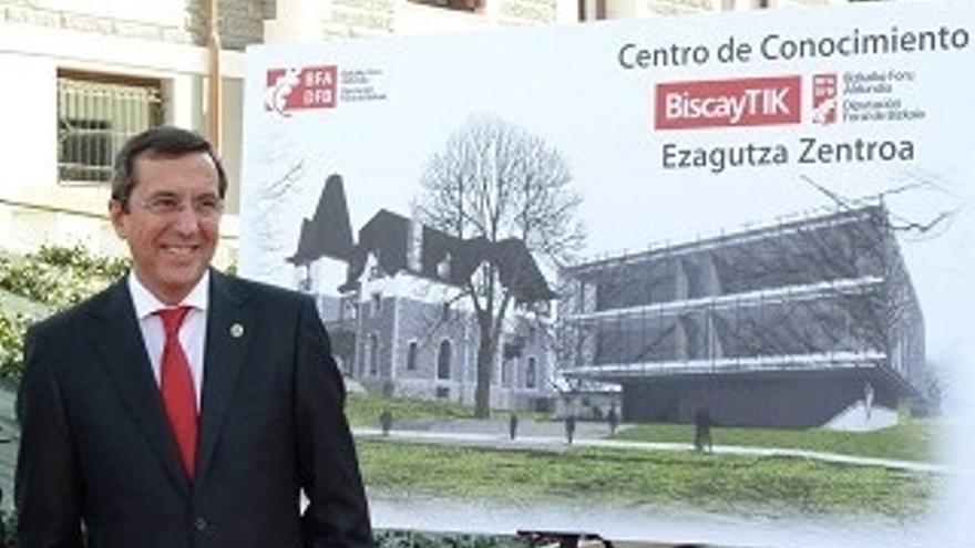 """Diputación de Bizkaia no se reunirá el próximo lunes con Cata, a la que pide que aclare """"sus planes"""" sobre Edesa"""