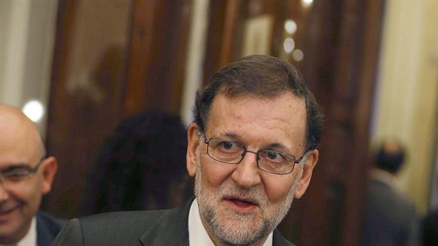 """Rajoy elogia las políticas de Santos frente a """"atajos populistas"""" sin recorrido"""