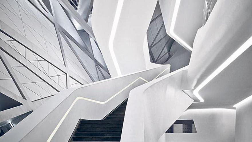 Zaha Hadid: Teatro lírico de Guangzhou, China