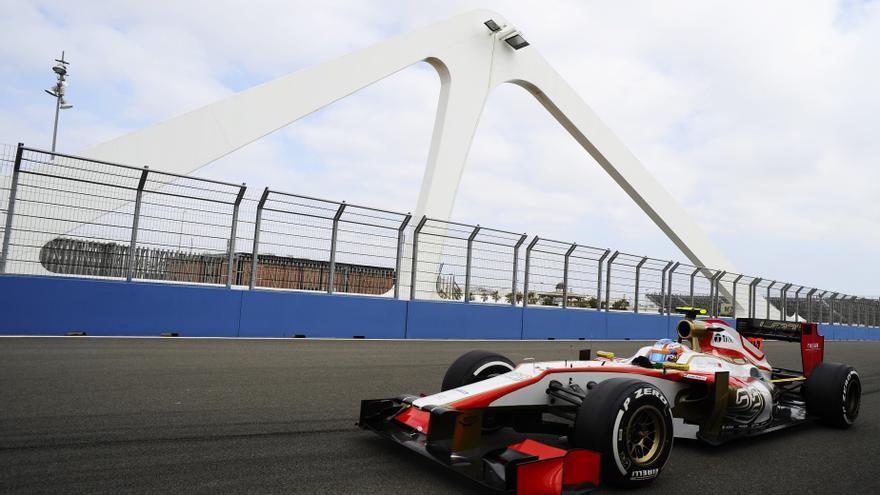 EUPV hace público el contrato para la organización del premio de Fórmula 1 en Valencia entre 2008 y 2004