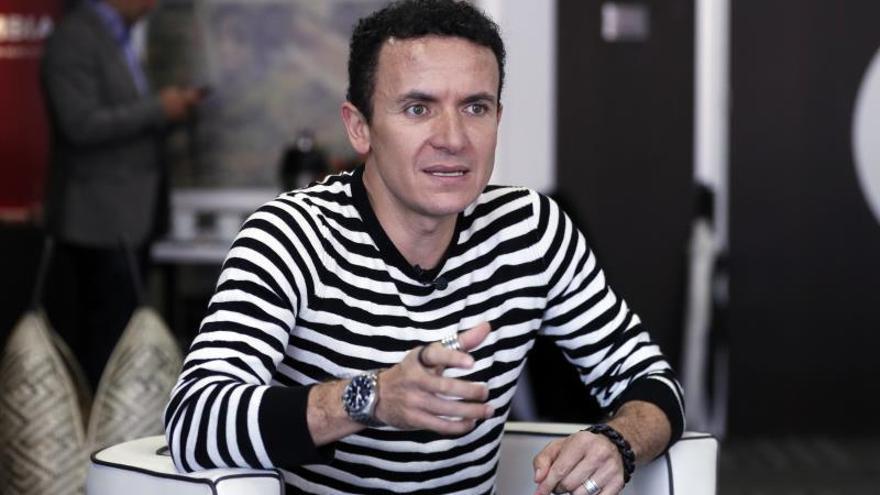 Fonseca le contará al mundo que los colombianos son como un vallenato