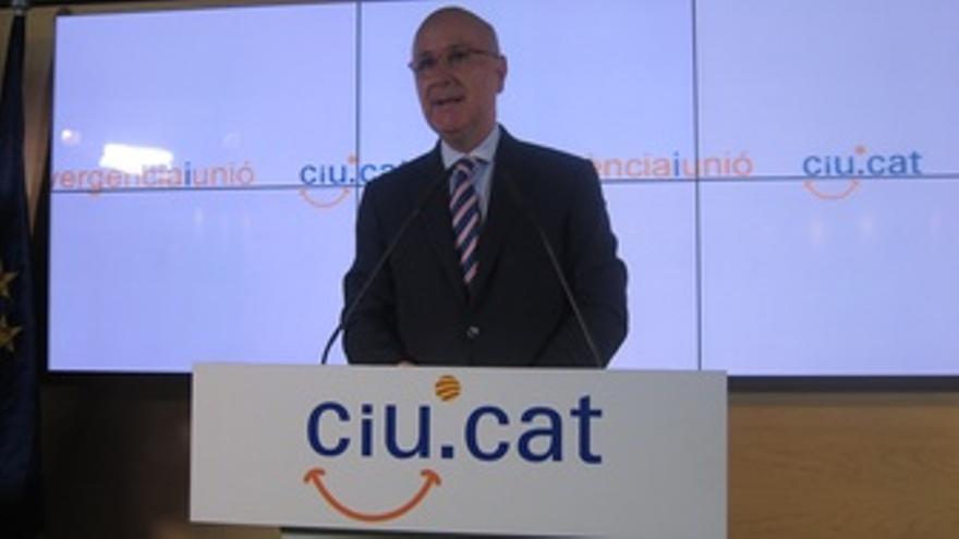 El Líder De UDC, Josep Antoni Duran