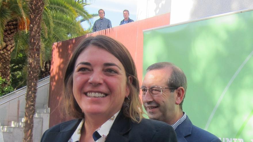 """Cortés considera que Antonio Maíllo es """"el mejor candidato para representar a la izquierda en Andalucía"""""""